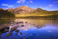 Pyramid Lake, Jasper National Park