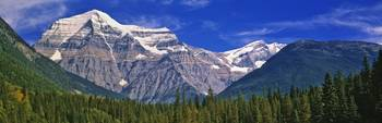 Mt. Robson, British Columbia