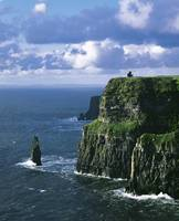 Cliffs Of Moher, County Clare, Ireland, Cliffs On