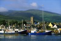 County Kerry, Dingle Harbor, Ireland