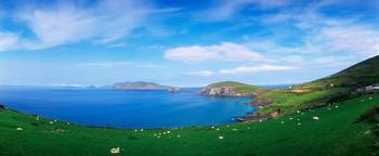Co Kerry, Dingle Peninsula, Slea Head and Blasket