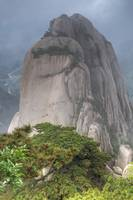 Mountain Landscape, Huangshan, China