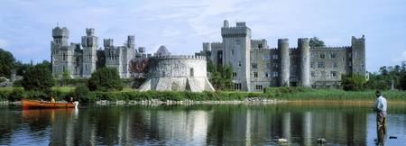 Ashford Castle, Lough Corrib, Co Mayo, Ireland