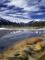 Vermilion Lakes, Banff National Park, Alberta, Can