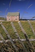 Out Buildings, Fogo Island, Tilting, Newfoundland