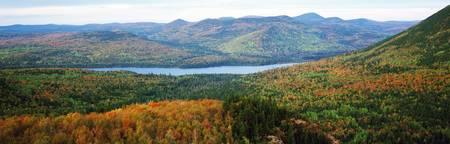 Mount Bailey Overlook, Mount Carleton Provincial P