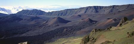 Hawaii, Maui, Haleakala National Park, Cinder Cone