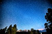 Longs Peak Stargazing Colorado