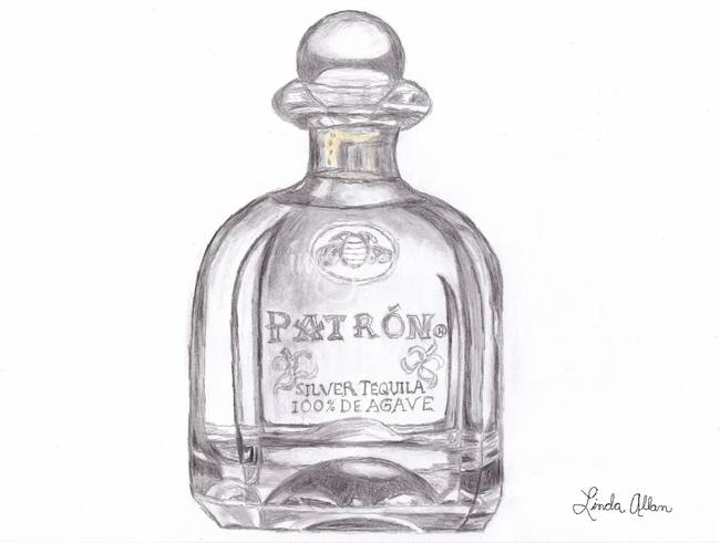 drawing bottles colored pencil drawings and illustrations for sale