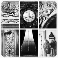 Elegant Elements Collage by Carol Groenen