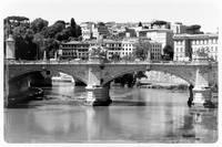 Ponte Vittorio Emanuele II by Carol Groenen