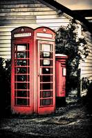 Red Phone & Post box