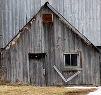 Old Gray Barn