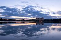 Germany - Moritzburg Castle blue hour