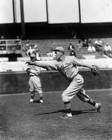 Dizzy Dean follow through