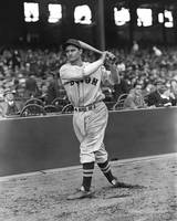 Bobby Doerr warm up swing