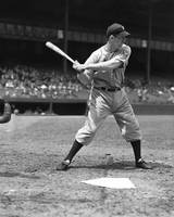 Hank Greenberg at the plate