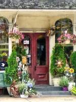 Flower Shop With Birdhouse Strasburg PA