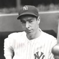 """""""Joseph P Joe DiMaggio"""" by RetroImagesArchive"""
