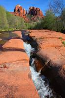 Red Rock Crossing, Oak Creek by Laurie Larson