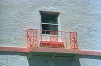 Miami South Beach - Balcony 2003