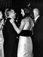 Jacqueline Kennedy dancing