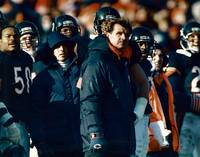 Coach Mike Ditka