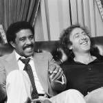 """Gene Wilder with Richard Pryor"" by RetroImagesArchive"