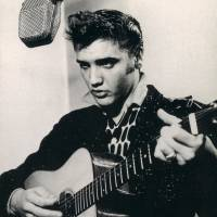 """Elvis Presley"" by RetroImagesArchive"