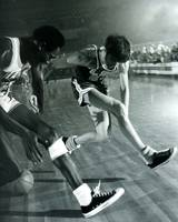 Pete Maravich tricky pass