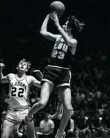 Pete Maravich fade away