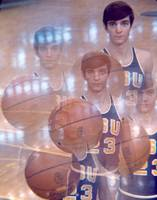 Pete Maravich kaleidoscope color 2