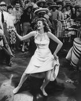 Rita Hayworth dancing