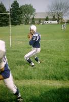 Johnny Unitas practing