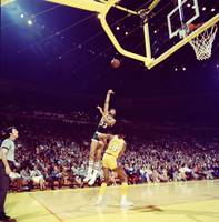 Kareem Abdul Jabbar great shot
