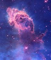 Carina Nebula Enhanced