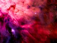 Orion Nebula Close Up Enhanced II
