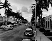 1954 Miami Beach Lincoln Road