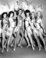 Vintage Showgirls Fine Art Print #01