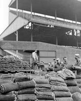 1962 Wrigley Field grounds crew