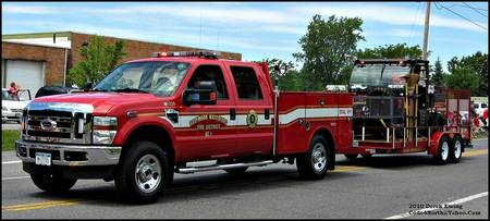 Halfmoon Waterford Fire District M-326 w/ All Terr