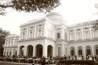 Original monochrome , National Musuem Singapore