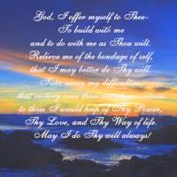 """""""Third Step Prayer"""" by 12Steps"""