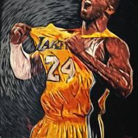 """""""Kobe Bryant"""" by taylansoyturk"""