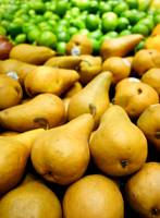 Bosc Pears and Limes