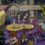 Cartoon Dinosaur Museum Prints & Posters