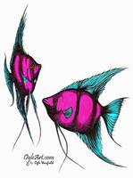 AngelFish-pink-blue