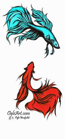 Bettas-blue-red-copyright
