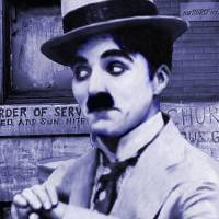 Charlie Chaplin by I.M. Spadecaller