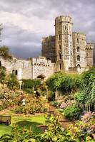 Queens Garden, Windsor Castle